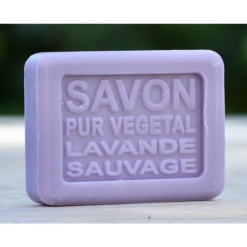 Doosje gastenzeepje lavendelpluk