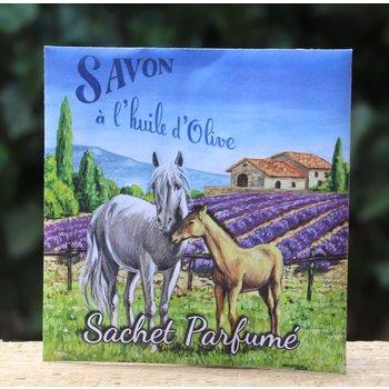 Savonnerie de Nyons Geurzakje paarden