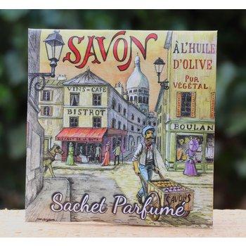 Savonnerie de Nyons Geurzakje Montmartre