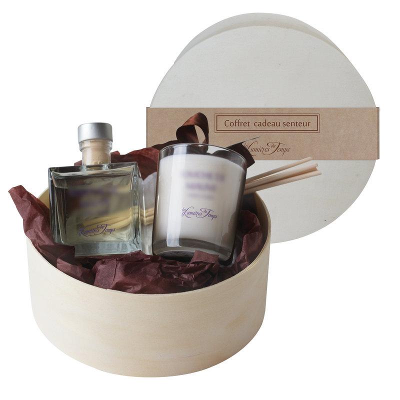 Cadeaudoos geurproducten voor in huis