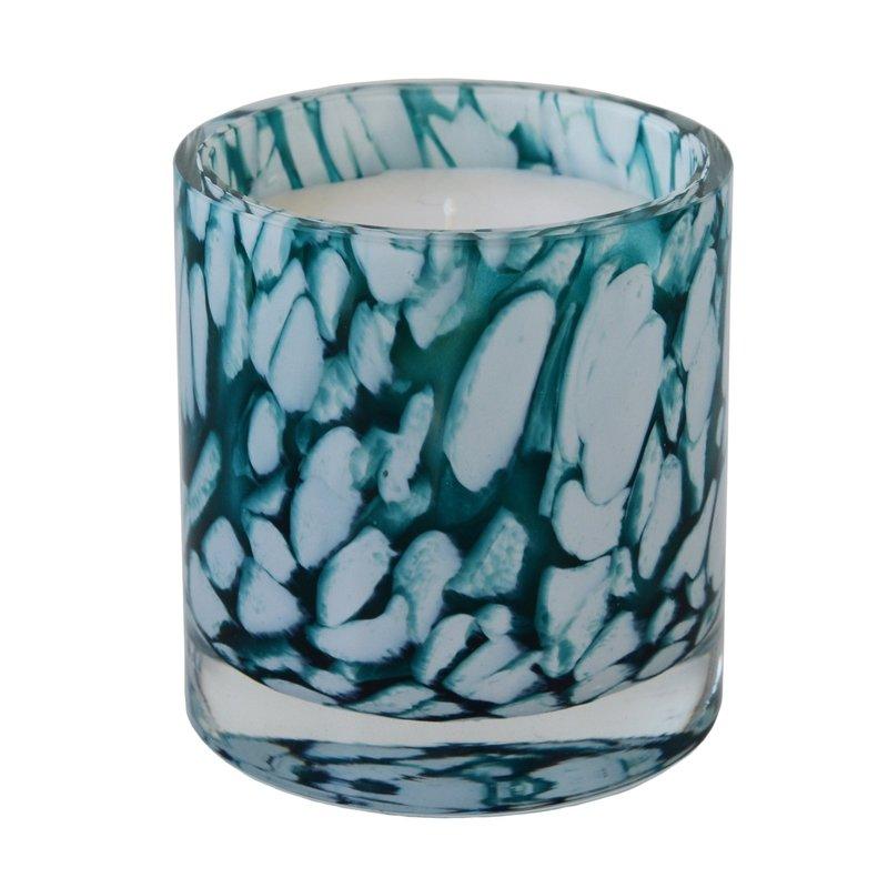 Geurkaars in Milano glas