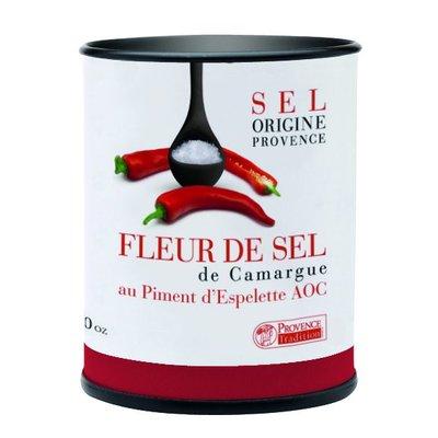 Fleur de sel Espelette