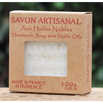 Maitre Savonitto Doosje zeep Provence
