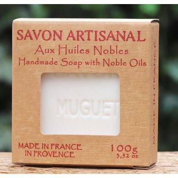 Maitre Savonitto Doosje zeep lelietjes