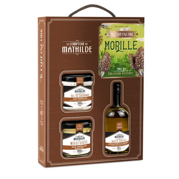 Le Comptoir de Mathilde Giftbox morilles