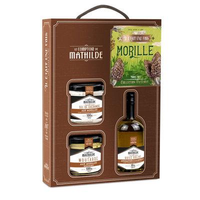 Giftbox morilles