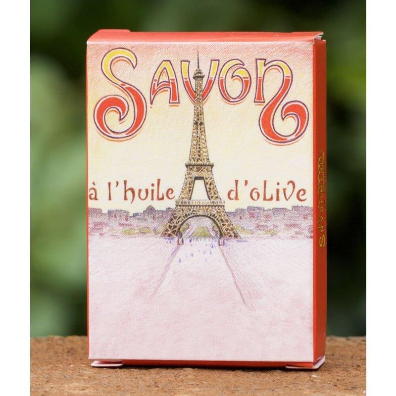 Doosje gastenzeepje Eiffeltoren