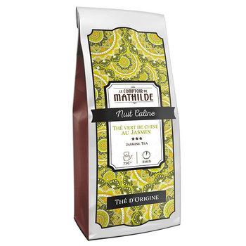 Le Comptoir de Mathilde Groene thee  jasmijn