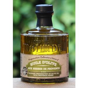 Stapelfles olijfolie