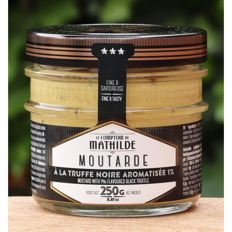 Cadeaupakket met truffelproducten