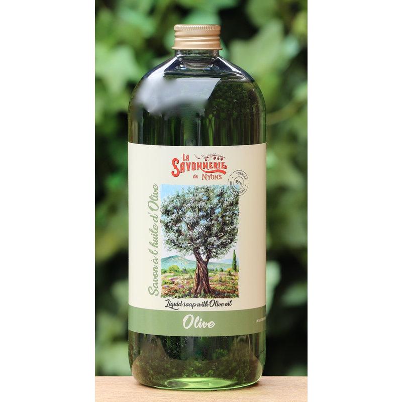 Literles vloeibare Marseillezeep olijven