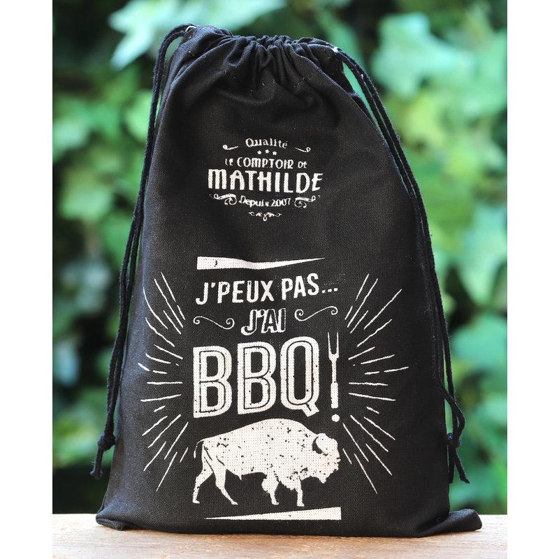 Barbecuesaus van Le Comptoir de Mathilde