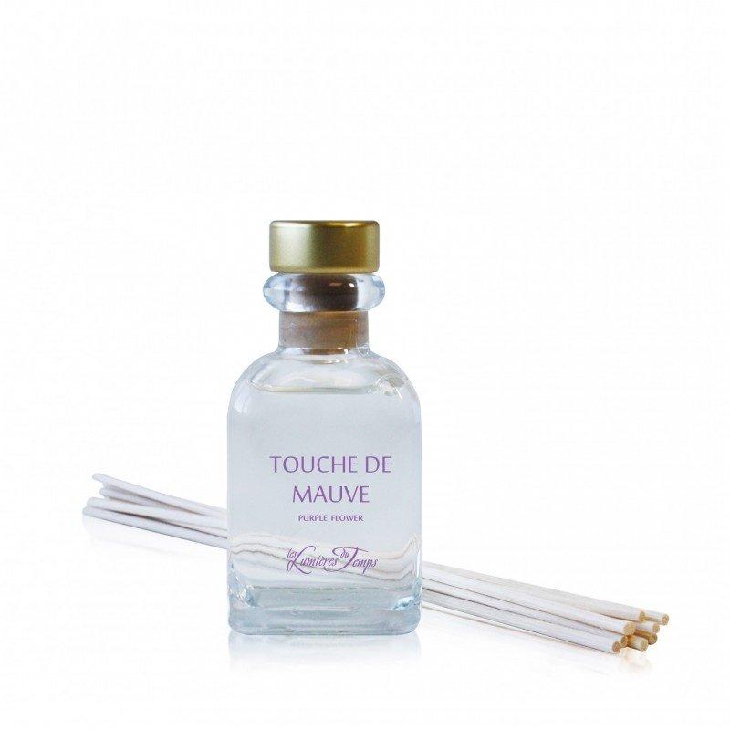 Huisparfum touche de mauve