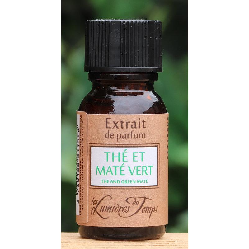 Parfumolie the vert (groene thee)