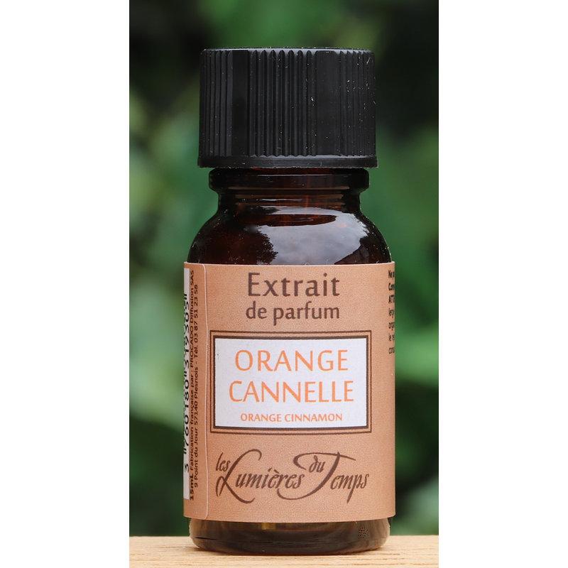 Parfumolie kaneel sinaasappel