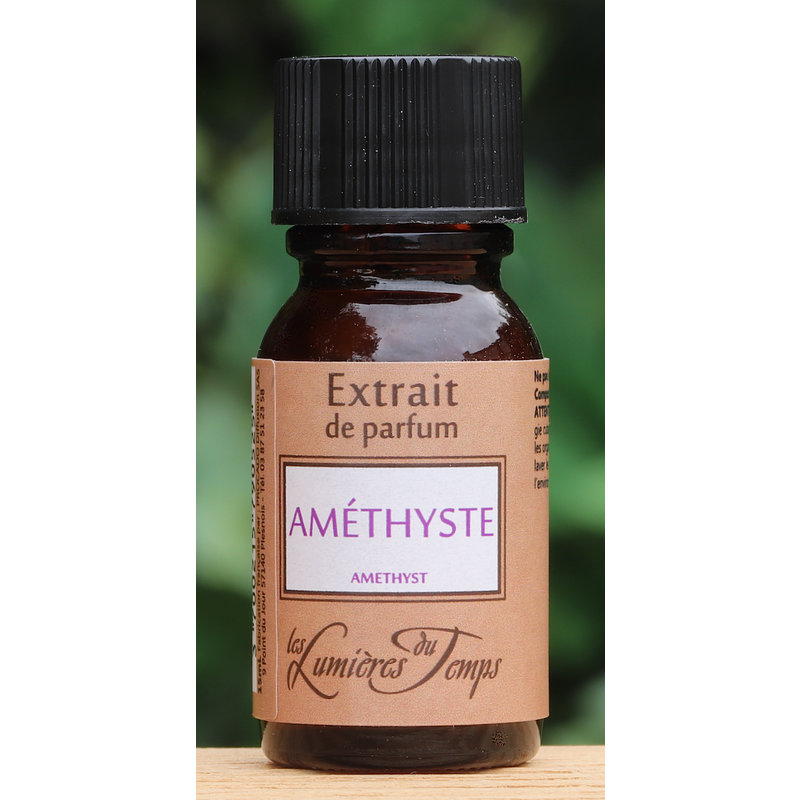 Parfumolie amethyst