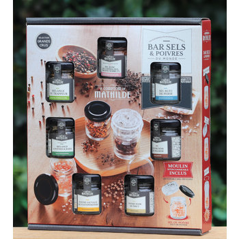 Le Comptoir de Mathilde Giftbox peper en zout