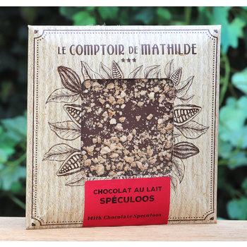 Le Comptoir de Mathilde Tablet speculoos