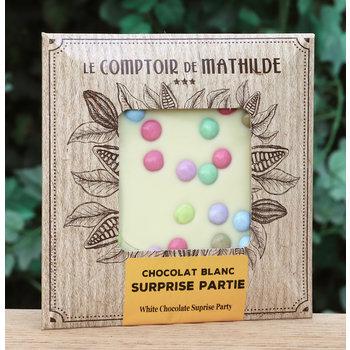 Le Comptoir de Mathilde Tablet  smarties