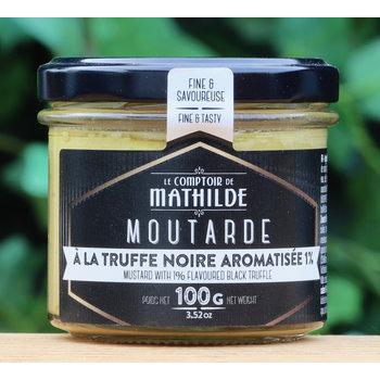 Le Comptoir de Mathilde Mosterd met truffel