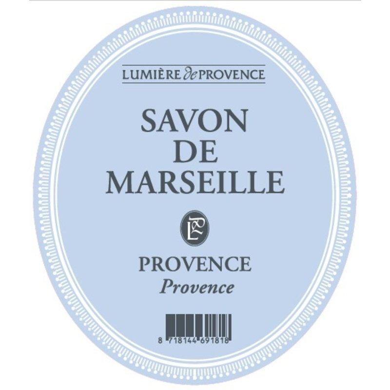 Marseillezeep in de geur Provence