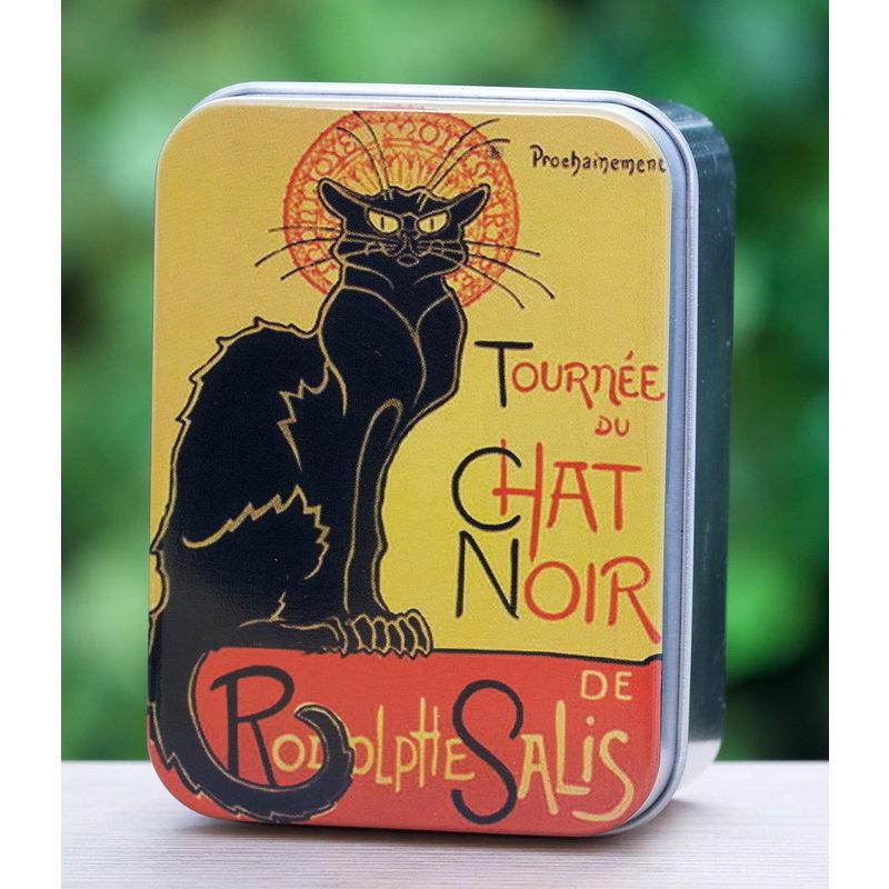 Blikje zeep Chat Noir