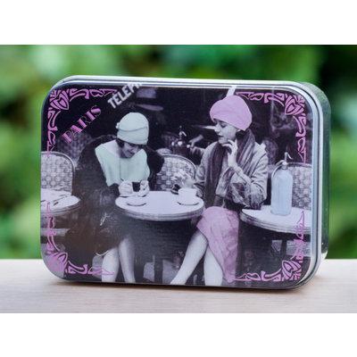 Blikje zeep Parisiennes