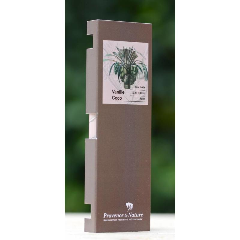 Roll on eau de toilette vanille kokos
