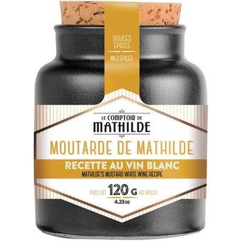 Le Comptoir de Mathilde Mosterd met wijn
