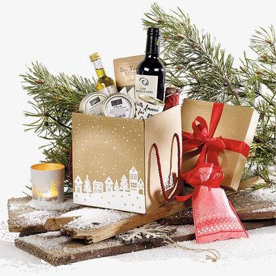 Kerstpakket delicatessen