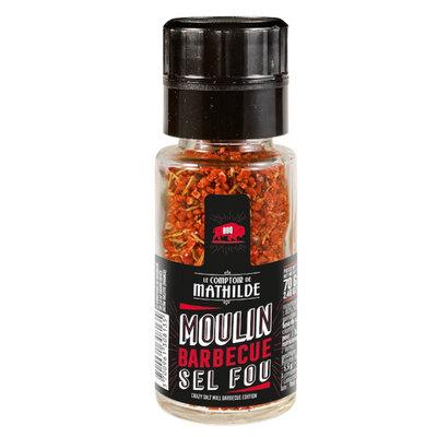Zoutmolen rode pepers