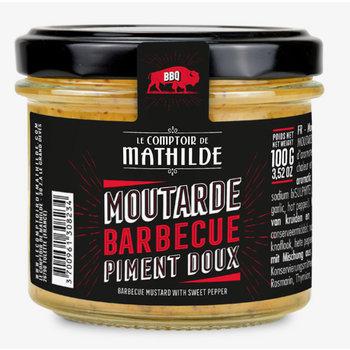Le Comptoir de Mathilde Mosterd rode pepers