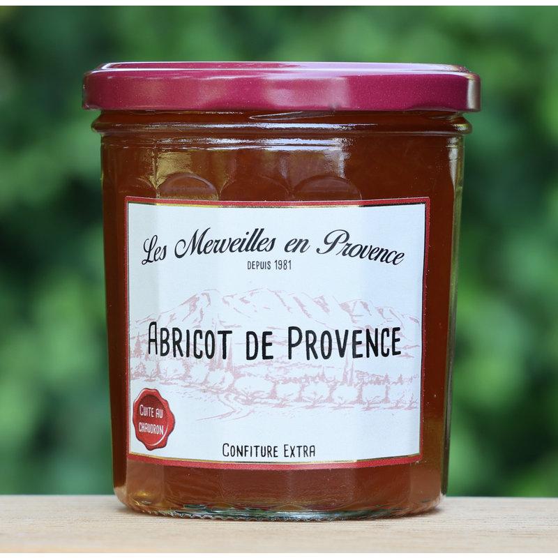 Franse confiture met abrikozen uit de Provence