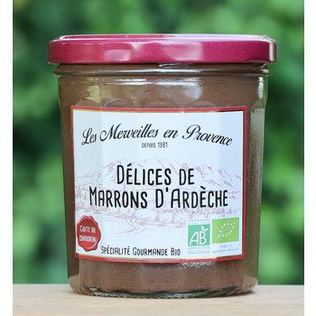Confit de Provence Bio crème de marrons