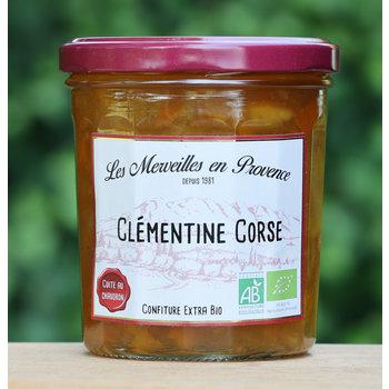 Confit de Provence Bio confiture clementines