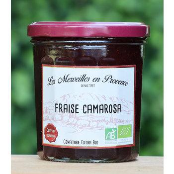 Confit de Provence Bio confiture aardbeien