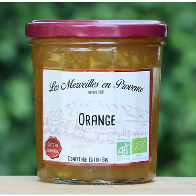 Bio confiture sinaasappel