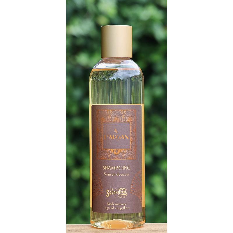 Shampoo met biologische arganolie