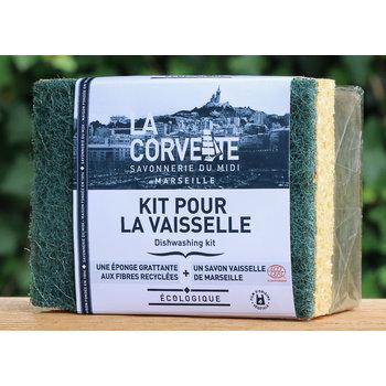 La Corvette Kit afwassen