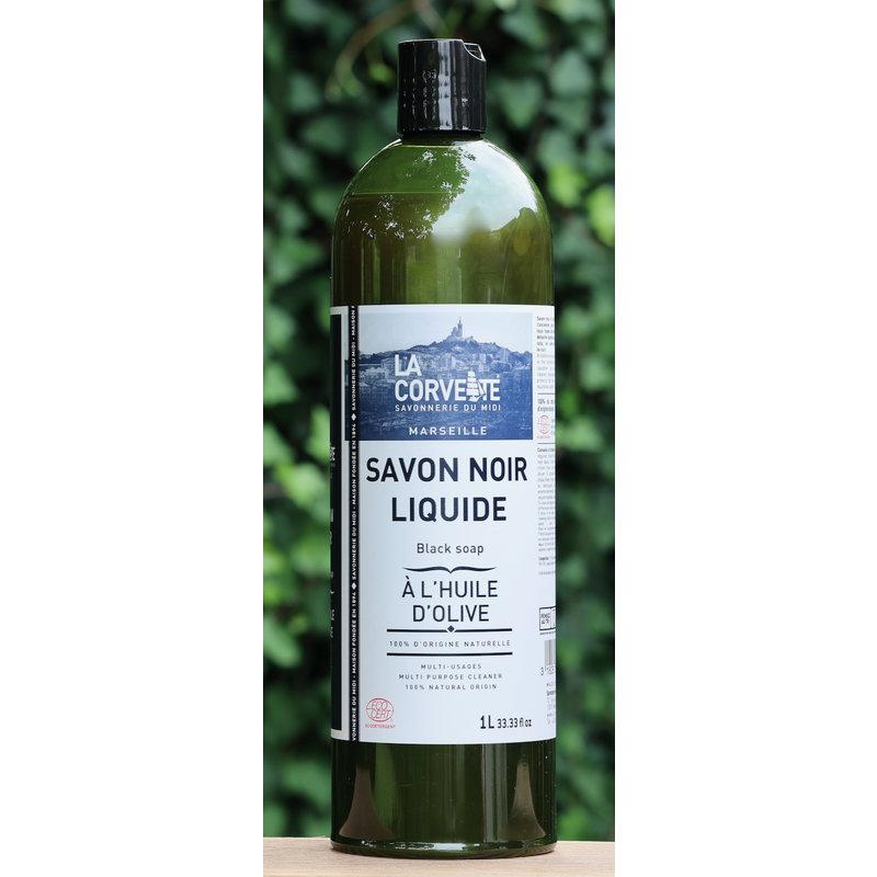 Biologische savon noir olijven