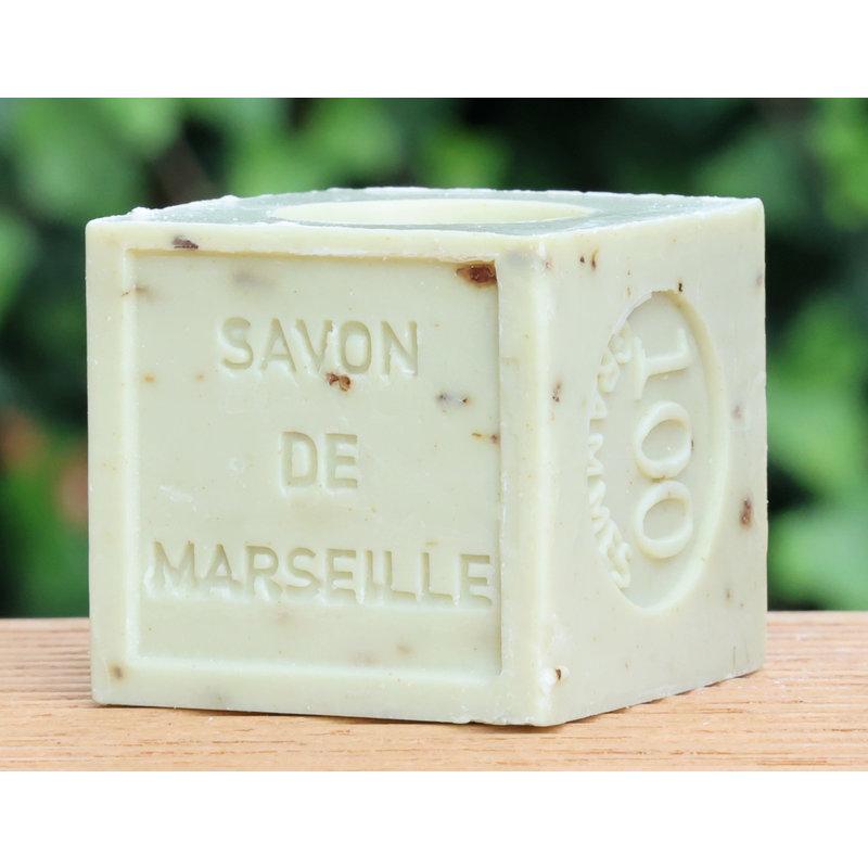 Bokje Savon de Marseille olijvenblaadjes