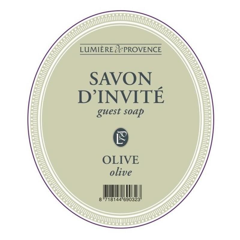 Gastenzeepje olijven
