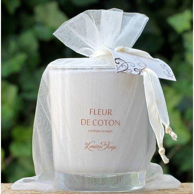 Kaars fleur de coton