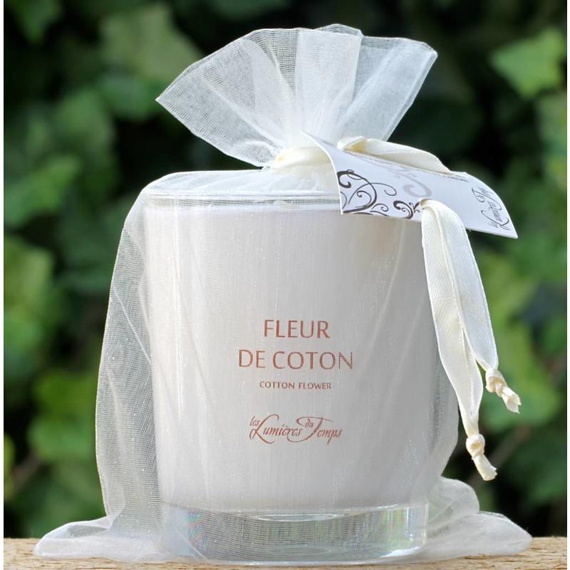 Geurkaars fleur de coton