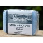 Marseillezeep merk  La Corvette