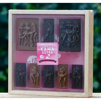 Le Comptoir de Mathilde Chocolade Kama'sutra