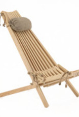 EcoFurn EcoChair Larch Natural