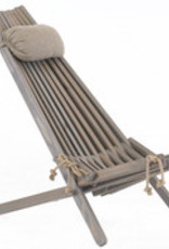 EcoFurn EcoChair Pine Grey