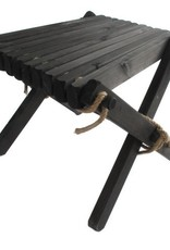 EcoFurn Lilli Table Pine Black