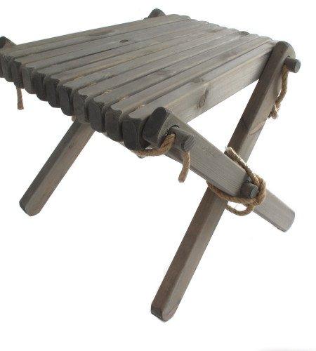 EcoFurn Lilli Table Pine Grey